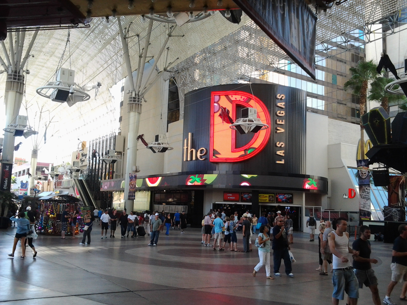 The D Hotel and Casino