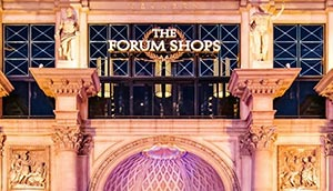 $10 for a $20 Gift Card at The Forum Shops at Caesars Palace