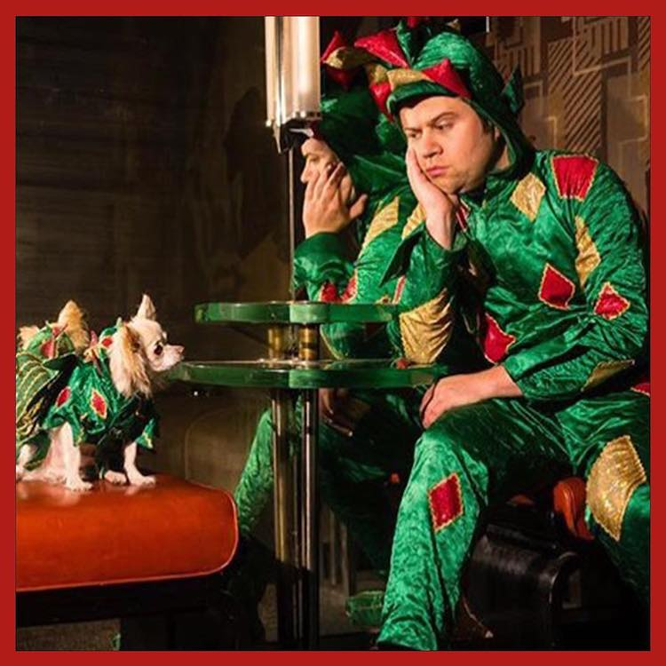 Piff the Magic Dragon in Las Vegas