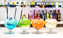 Sugar Factory at Fashion Show Mall