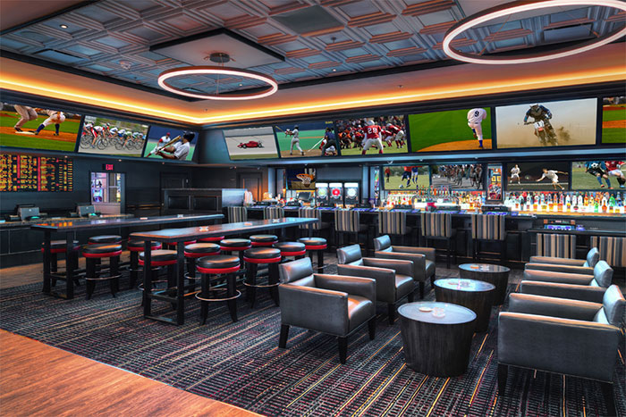Cal Sports Lounge at the California Hotel Casino