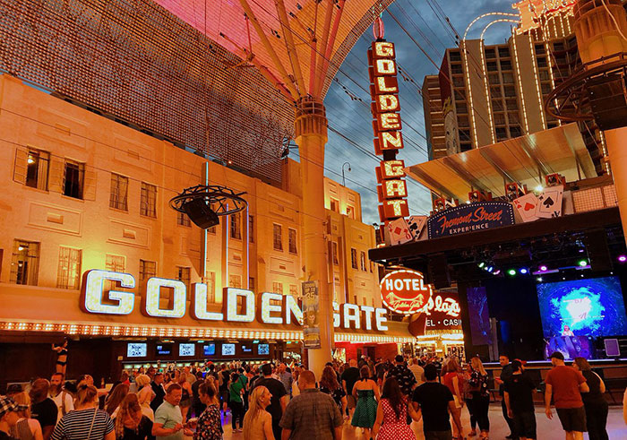 Golden Gate Casino Las Vegas