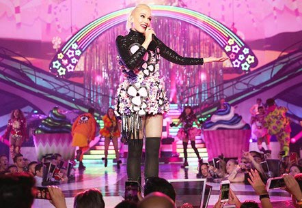 Save 20% on Gwen Stefani in Concert at Planet Hollywood