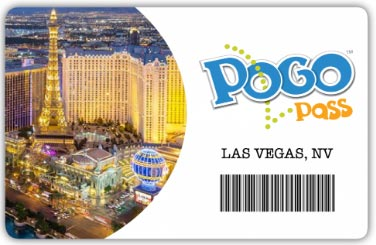 Save 20% off Kids Vegas POGO Pass