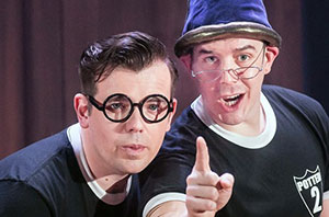 42% Off Harry Potter Parody 'Potted Potter' at Bally's