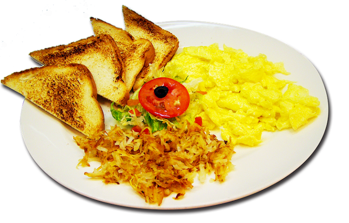 An eggcelent start to your day at El Nopal.
