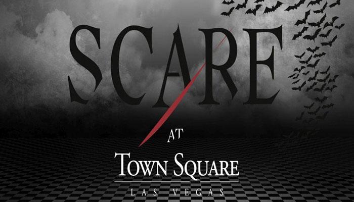 Town Square Scare Halloween Las Vegas