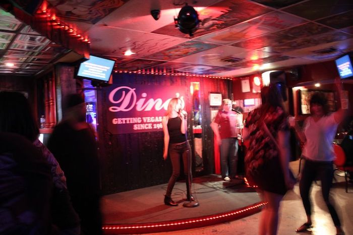 A fun night at Dino's. Photo credit: yelp.com.