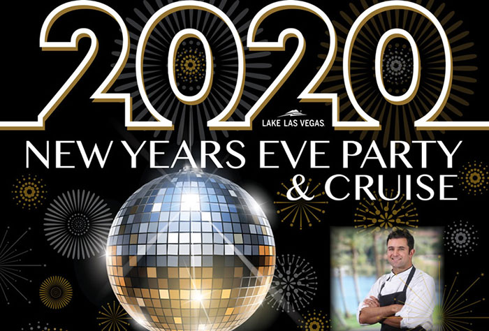 NYE 2020 Cruise on Las Vegas Lake