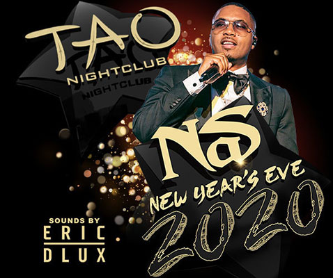 Tao Las Vegas New years eve 2020