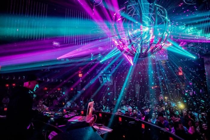 MarqueeNightClub EDM Las Vegas
