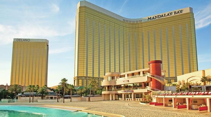 Mandalay Bay Hotel Vegas