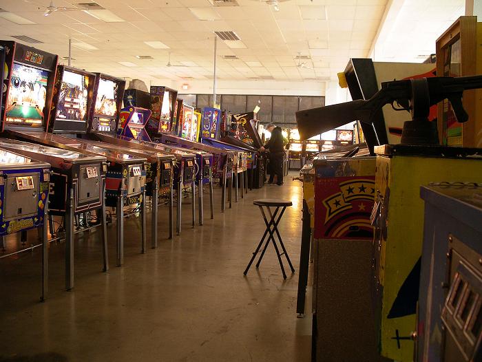 Pinball Hall of Fame Vegas