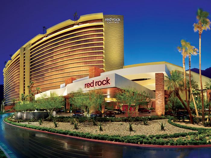 Red Rock Hotel Vegas