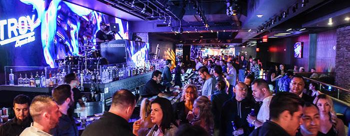 Troy Bar Las Vegas