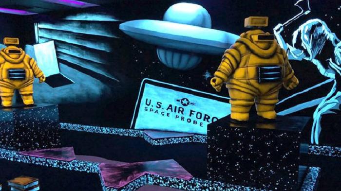 Twilight Zone by Monster Mini Golf Vegas