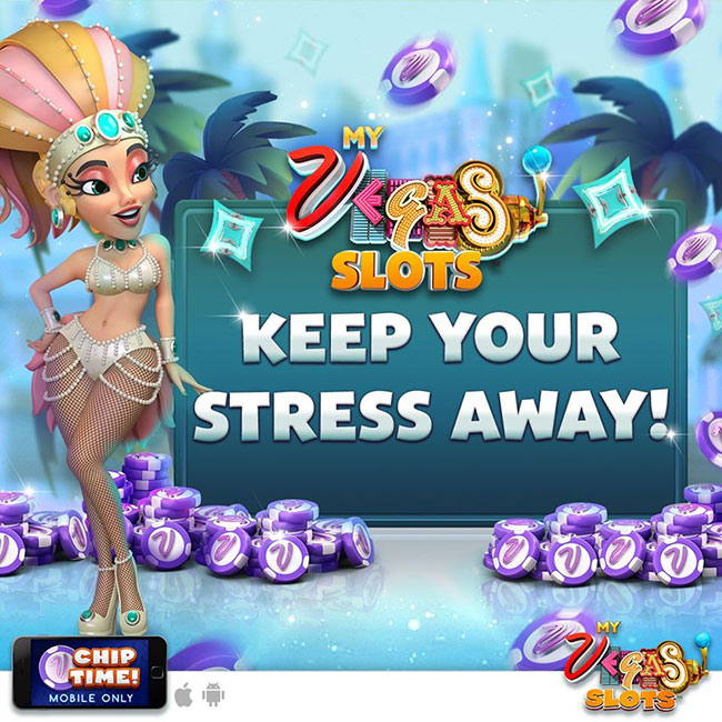 MyVegas online slots Vegas games at home
