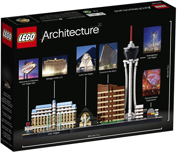 vegas legos and games