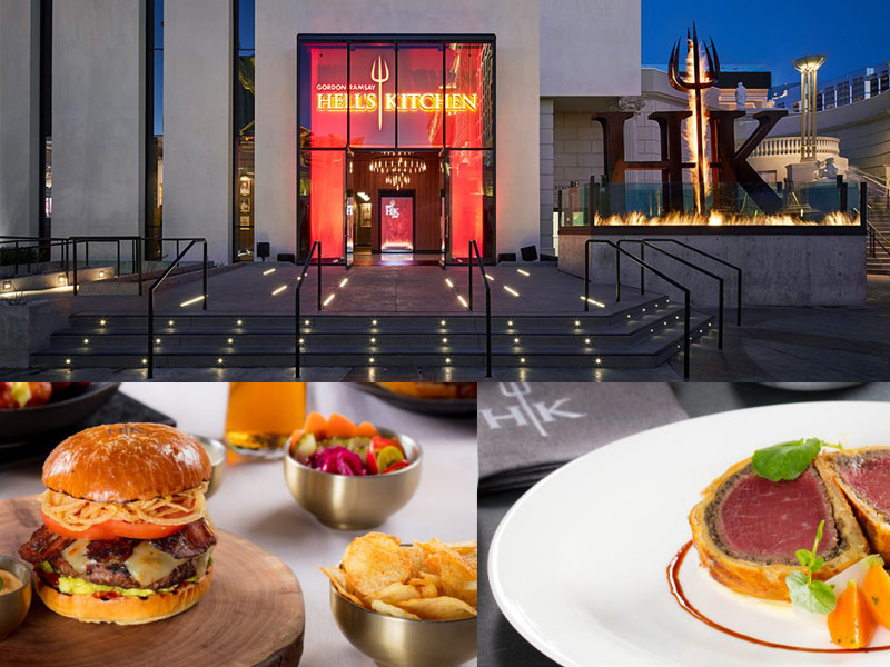 Great celebrity chef restaurants in Vegas