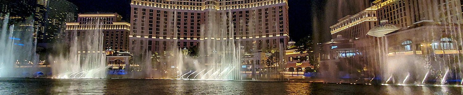 Fountains of Bellagio Show Schedule, Times, & Songs 2021