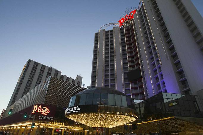 Plaza Vegas firewok show 2020