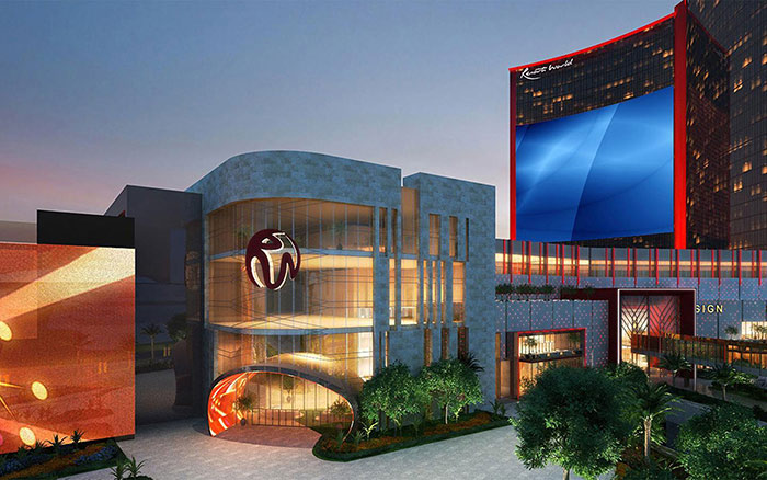 Resorts World 2020 Rendering