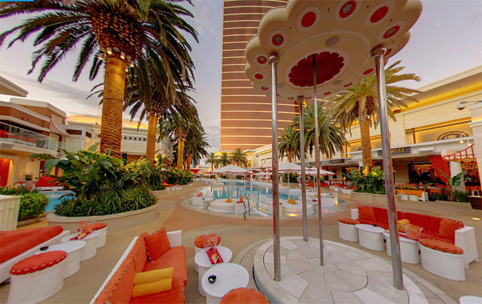 EBC Pool Encore Las Vegas