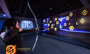 Up to 50% Off The Hunger Games: The Exhibition