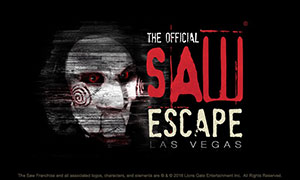 50% Off General or VIP Admission to The Official SAW Escape