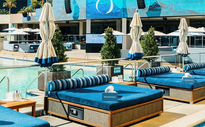 Wet Republic Ultra Pool pool party vegas