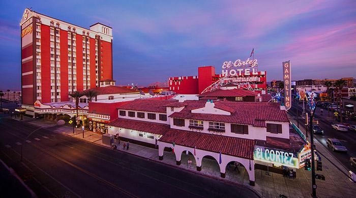 El Cortez in Downtown Las Vegas
