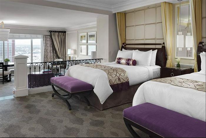 Venetian Suite in Las Vegas