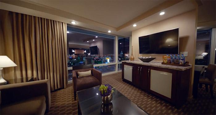 ARIA Tower Panoramic Vegas Suite