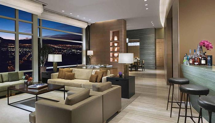 ARIA Sky suites Villa