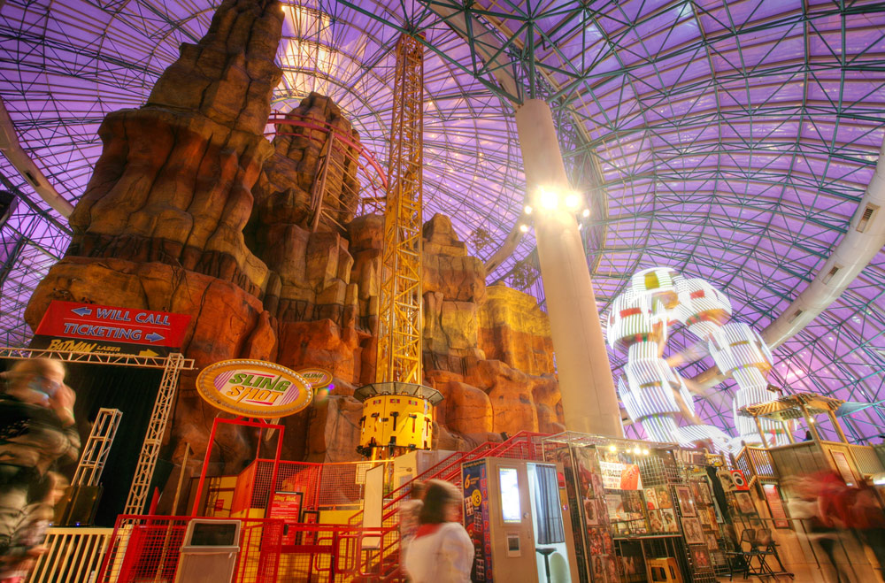 adventuredome in circus circus kids hotel
