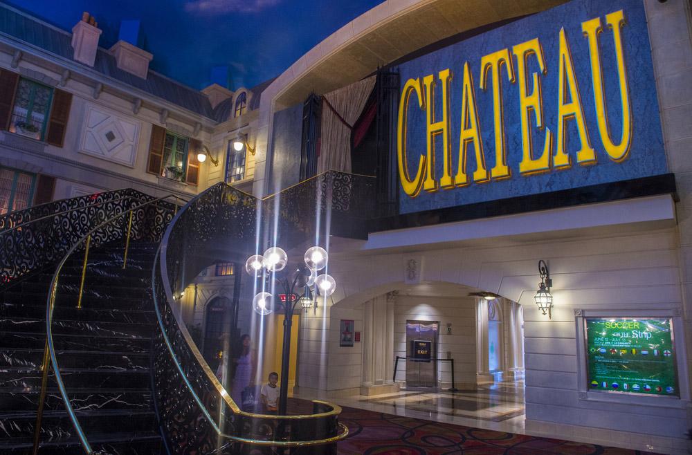 chateau vegas club paris