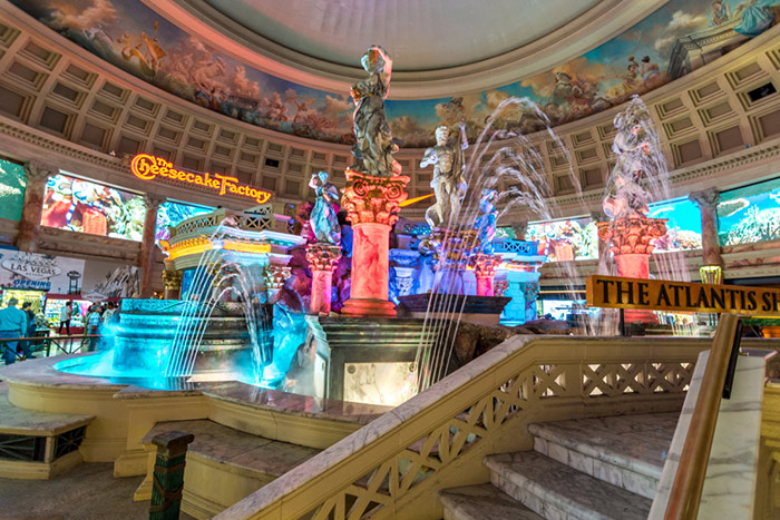 free things to do in las vegas on the strip