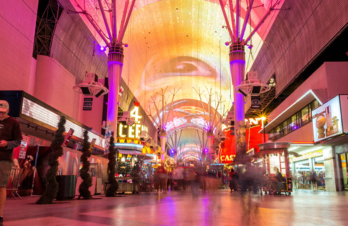 fremont street things to do st patricks day las vegas