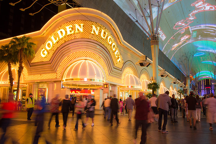 golden nugget vegas downtown