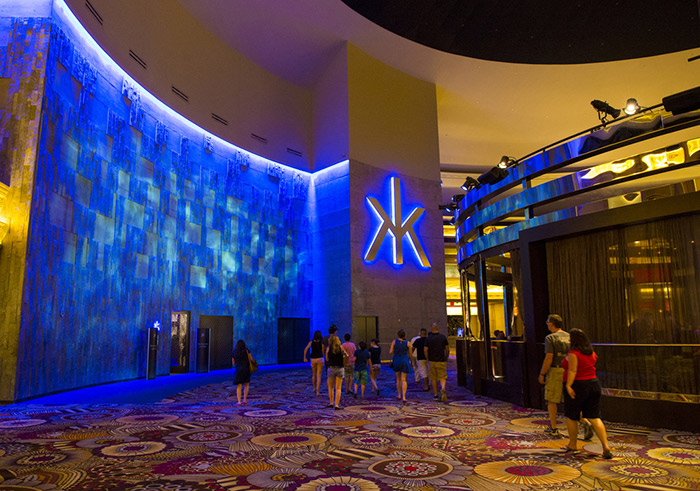 EDM dance clubs in vegas Hakkasan
