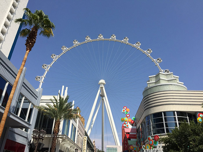 High Roller at the LINQ