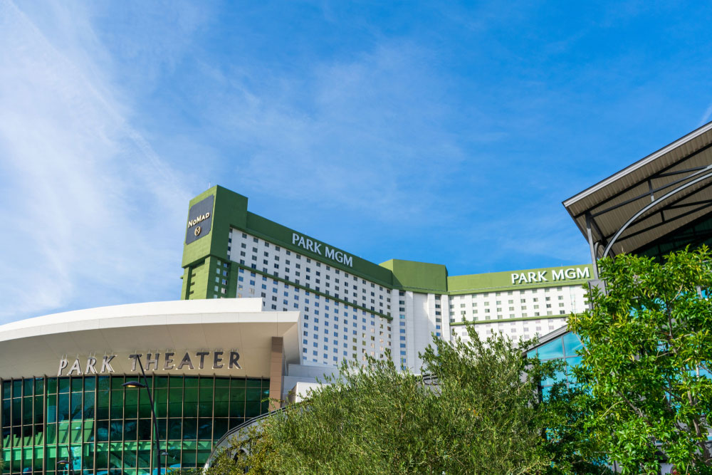 Park MGM vegas hotel