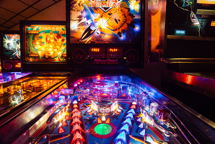 pinball hall of fame in vegas