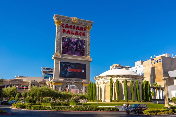 Caesars Palace Big Game 2021