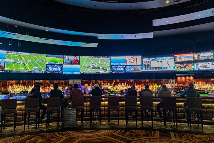 Super Bowl 2021 in Las Vegas