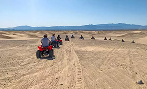 59% off Las Vegas ATVs