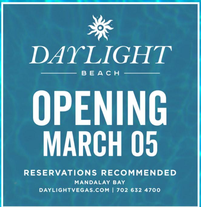 Daylight pool season opening 2021