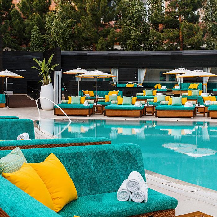 Liquid Pool Vegas opening 2021