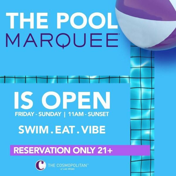 Pool dayclub openings in vegas 2021