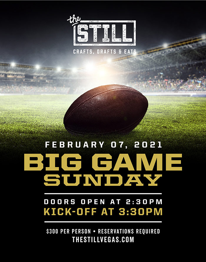 the still Super Bowl 2021 Party